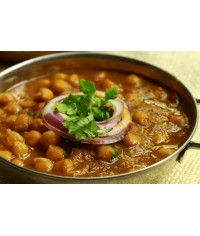 PUNJABI CHOLLE (CHICKPEA CURRY) (VG)