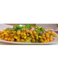 Chickpea/ Corn Salad